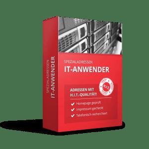 IT-Anwender Produktbild