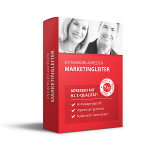 Marketingleiter Produktbild
