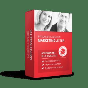 Marketingleiter Produktbild